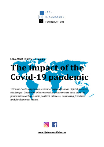 The impact of the Covid-19 pandemic